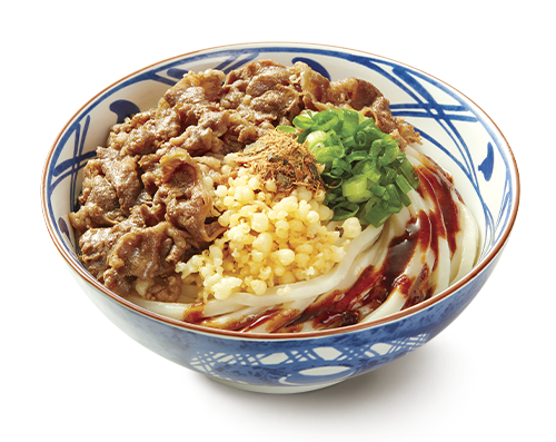 Beef Abura Udon (Original/Spicy)