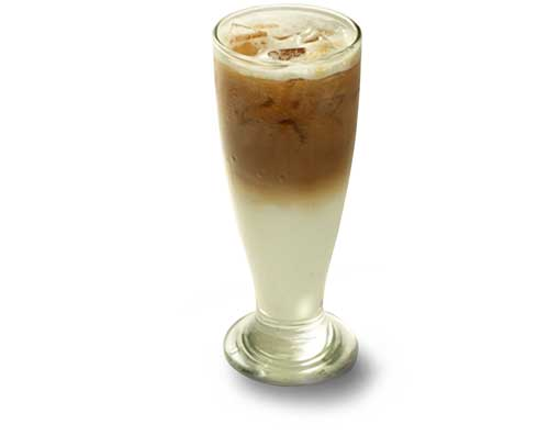 Caffe Latte - Cold