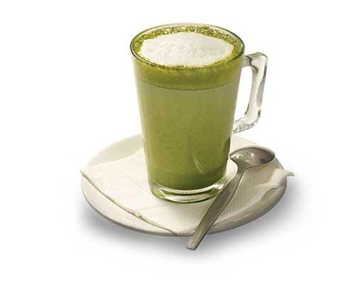 Matcha Latte -Hot