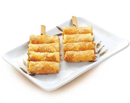 Skewered Tofu Roll