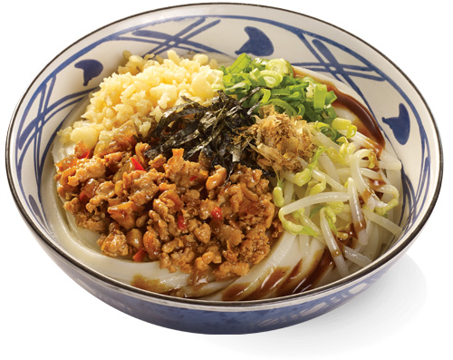 Abura Udon <br> (original/ spicy)