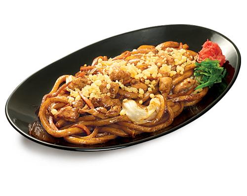 Yaki Udon Chicken